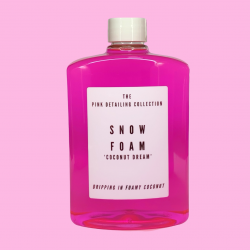Pink Collection – Snow Foam...