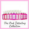 The pink detailing collection